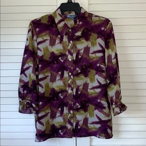 Blouse by Koret